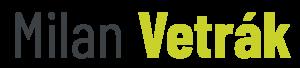 Milan Vetrák Logo