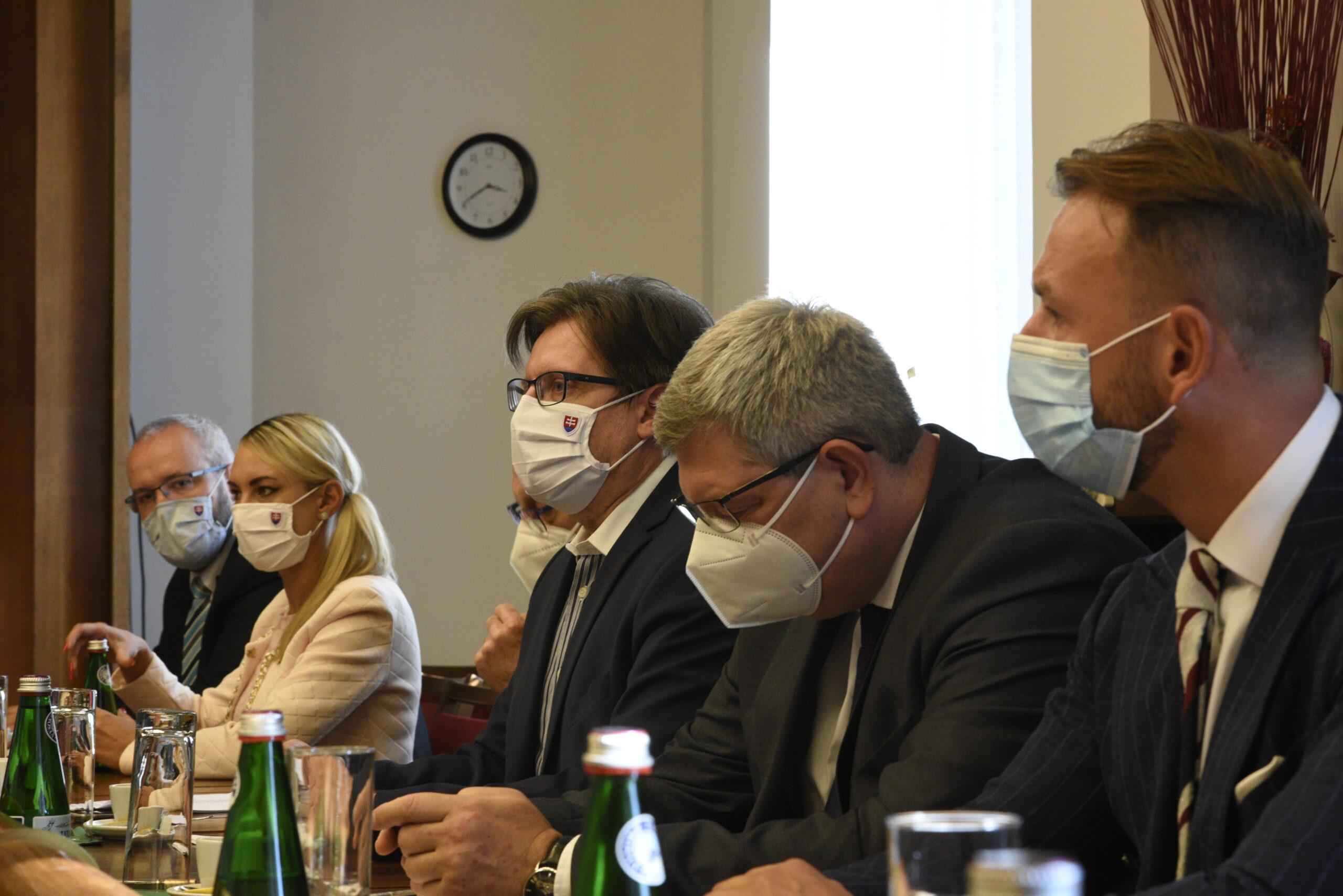 Benátska komisia na Ústavnoprávnom výbore parlamentu
