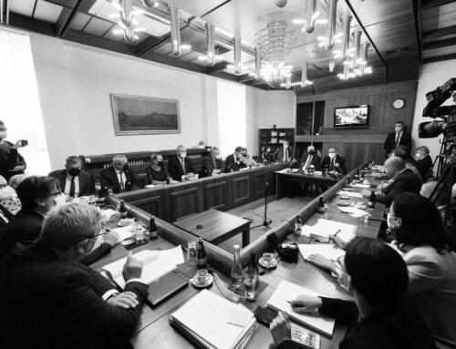 O zásadných reformách v justícii, protikorupčnej agende, tvorbe práva a ochrane verejného záujmu