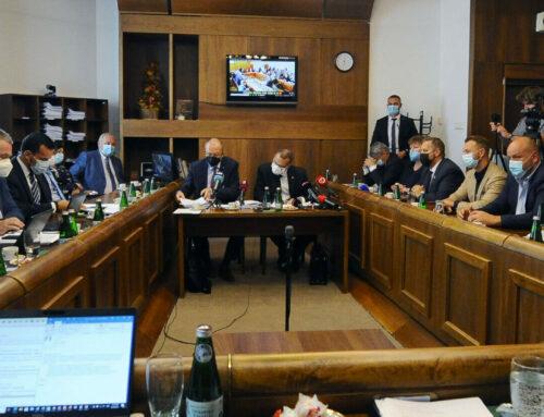 Žilinka a Lipšic vysvetľovali situáciu na prokuratúre