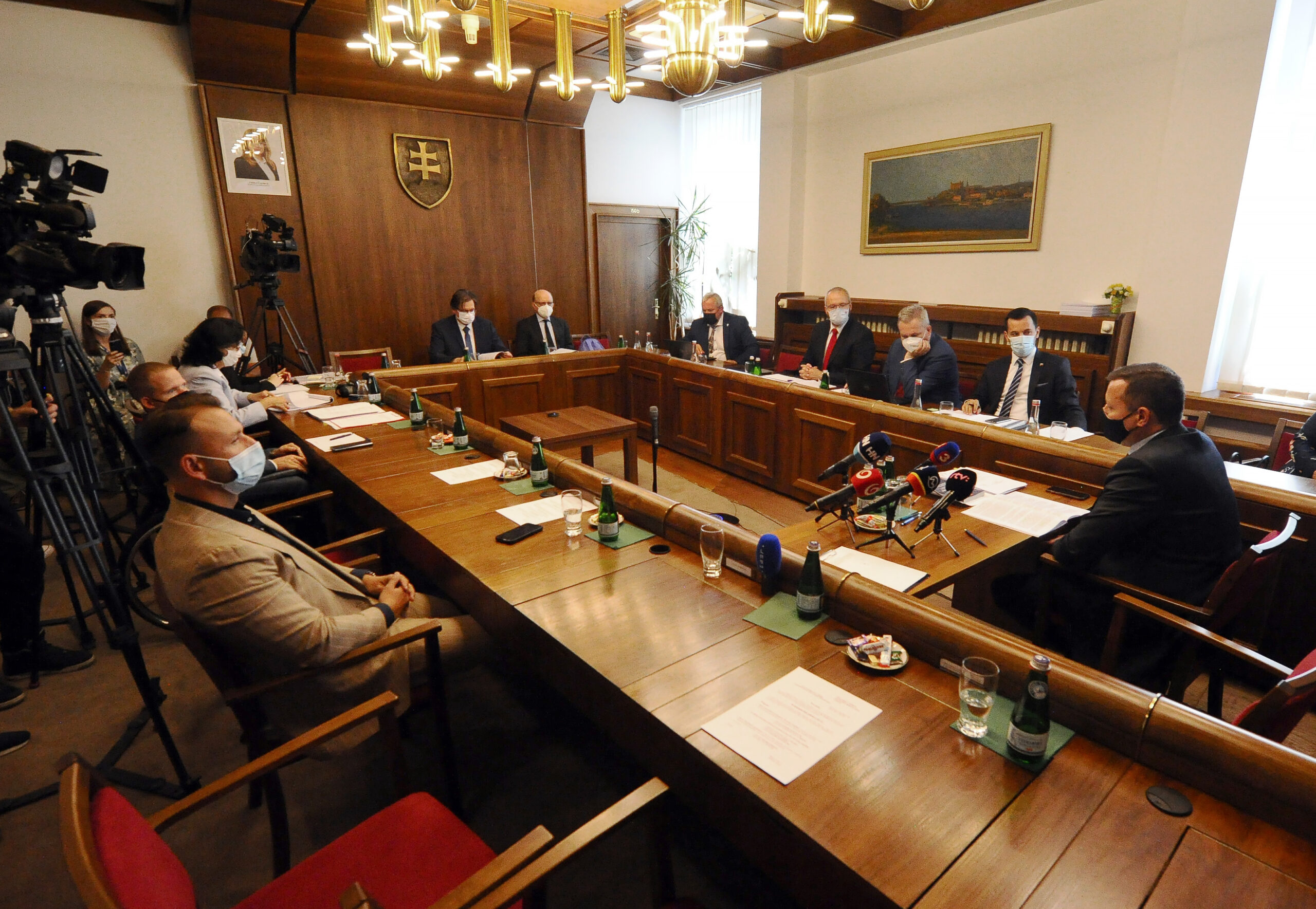 Ústavnoprávny výbor NR SR