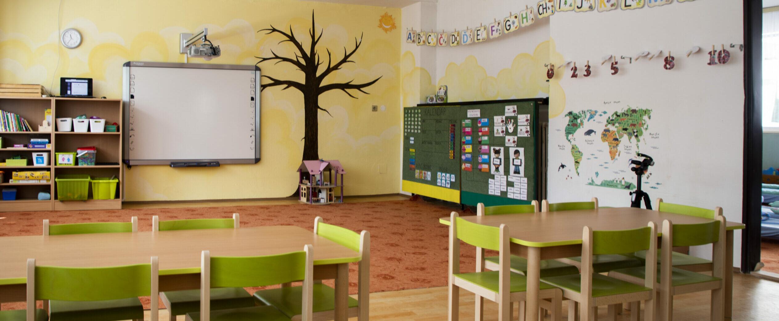 Petržalka pre škôlkárov